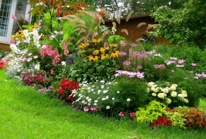 Welches Gartendesign Bevorzugen Sie Für Ihr Gartenparadies? Kreative Gartendesigns Rasen