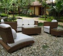 Rattan Gartenmöbel Reizvolle Außenmöbel Für Den Garten Auswählen