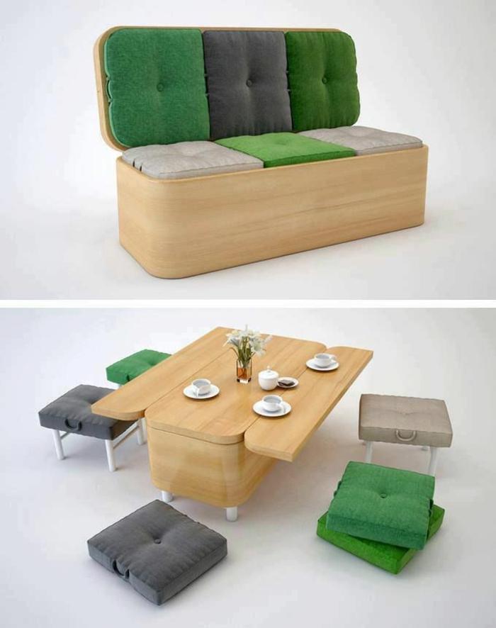Balkonmöbel set platzsparend  Gartenmöbel Set zum perfekten Kaffee-Nachmittag