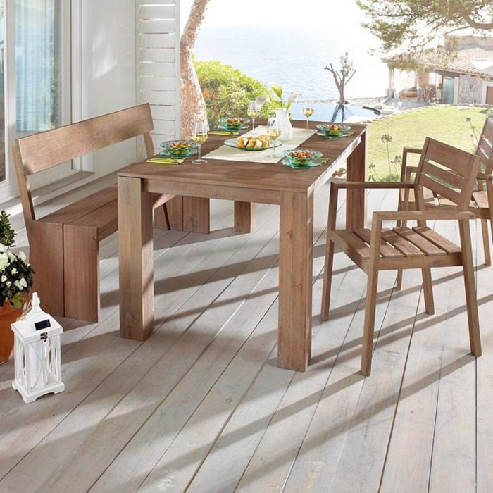 gartenmöbel-set-echtholz-möbel-holzverand-gestalten