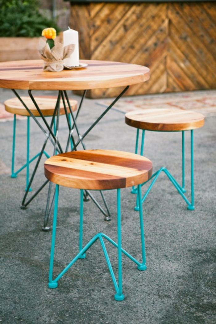 Gartenmöbel Set zum perfekten Kaffee-Nachmittag