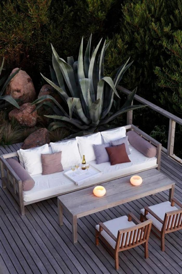 Gartenmöbel set holz  Gartenmöbel Set aus Holz: die richtige Holzart auswählen