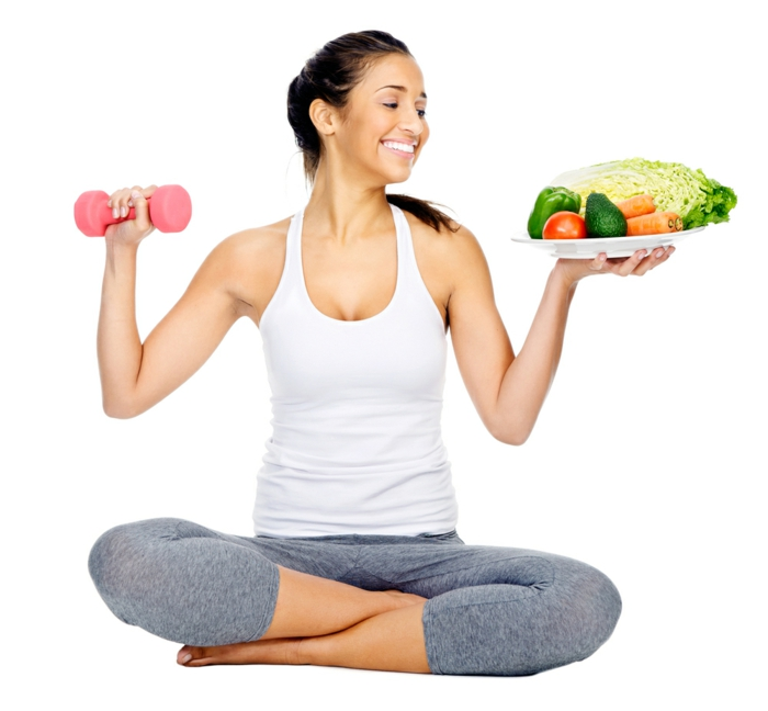 gesunde ernährung sport treiben lebensphilosphie