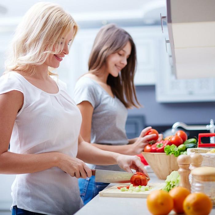 gesundes essen gesunder körper essen zubereiten