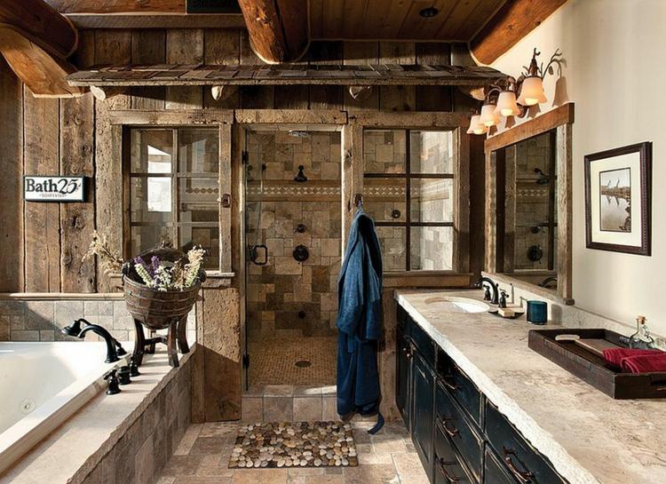 disneip.com   badezimmer landhaus modern >> mit spannenden ideen ... - Badezimmer Modern Rustikal