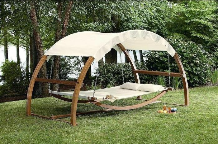 Hangematten Mit Gestell Garten ? Bitmoon.info Romantische Gartenmobel Korbstil