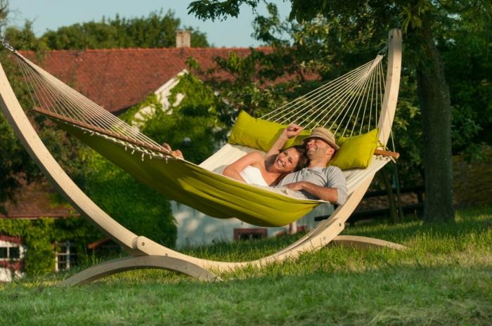 hängematte mit gestell lounge möbel und hängematten entspannung