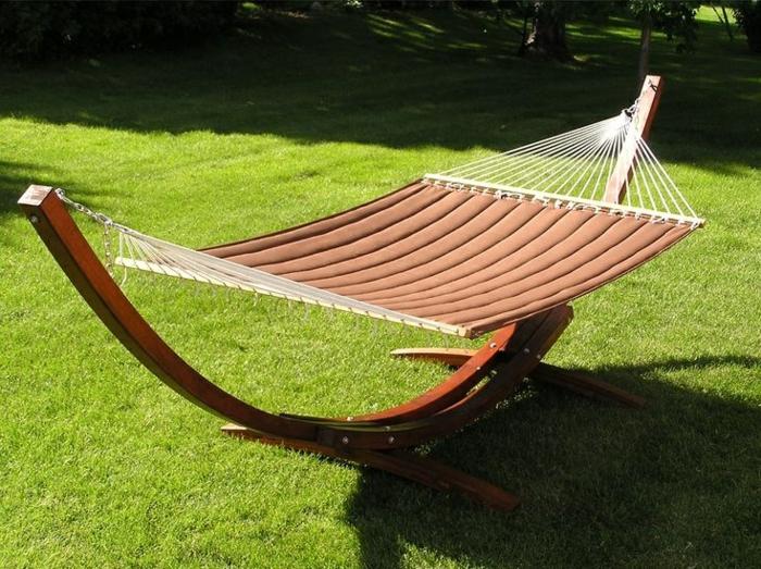 hängematte mit gestell lounge möbel und hängematten