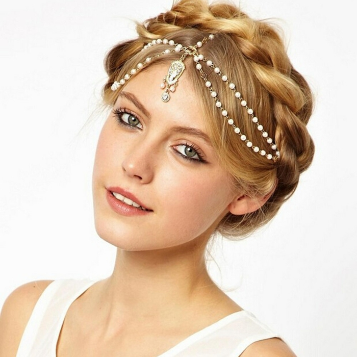 haarband haarreifen boho indischer stil