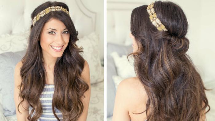 Das Passende Haarband Auswählen Nützliche Tipps Und Tricks