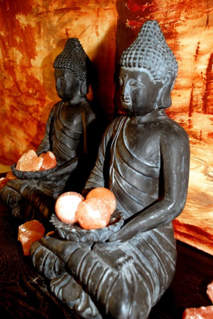 himalayasalz anwendung als dekoartikel buddha statue
