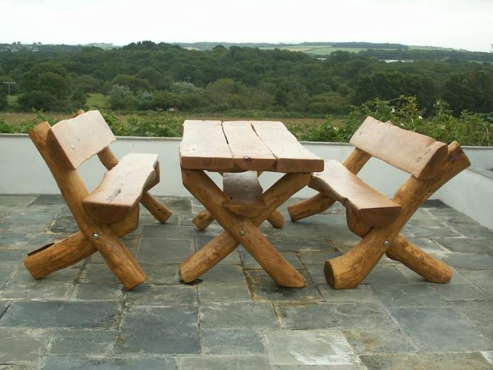 Holzmöbel garten  Passende Holzmöbel Pflege für Ihre Gartenmöbel