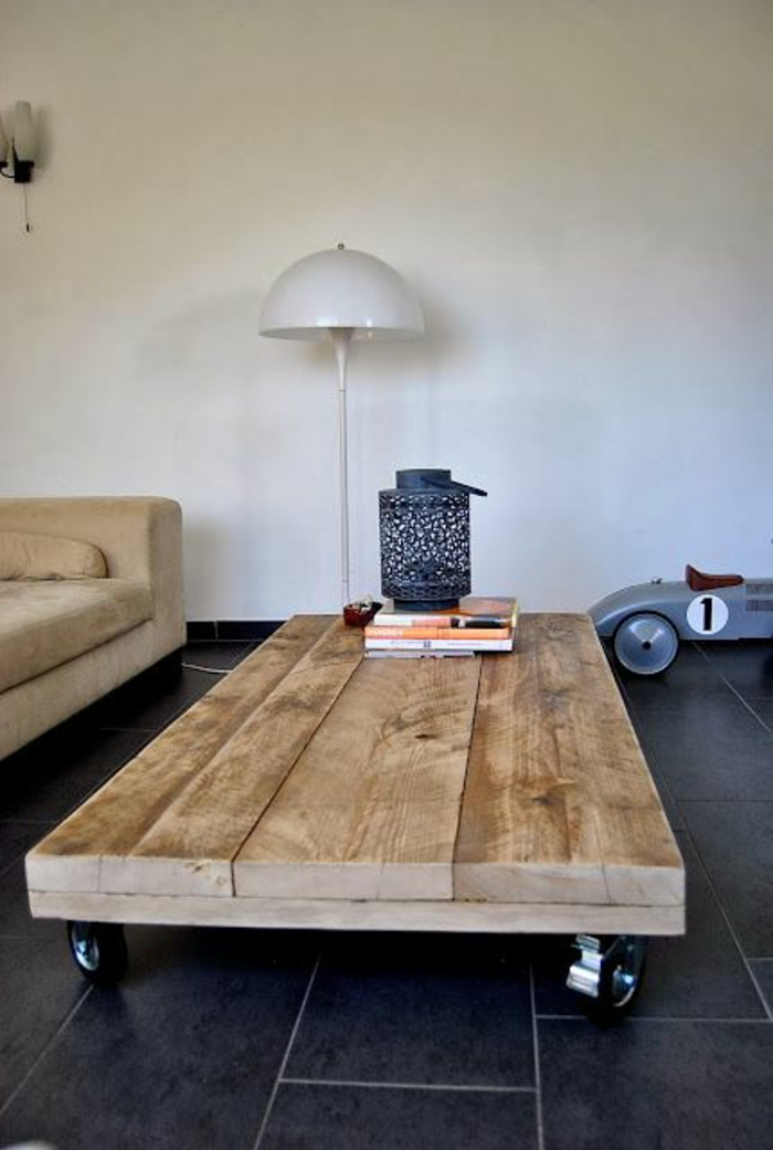 holztische möbel aus paletten holztisch selber bauen