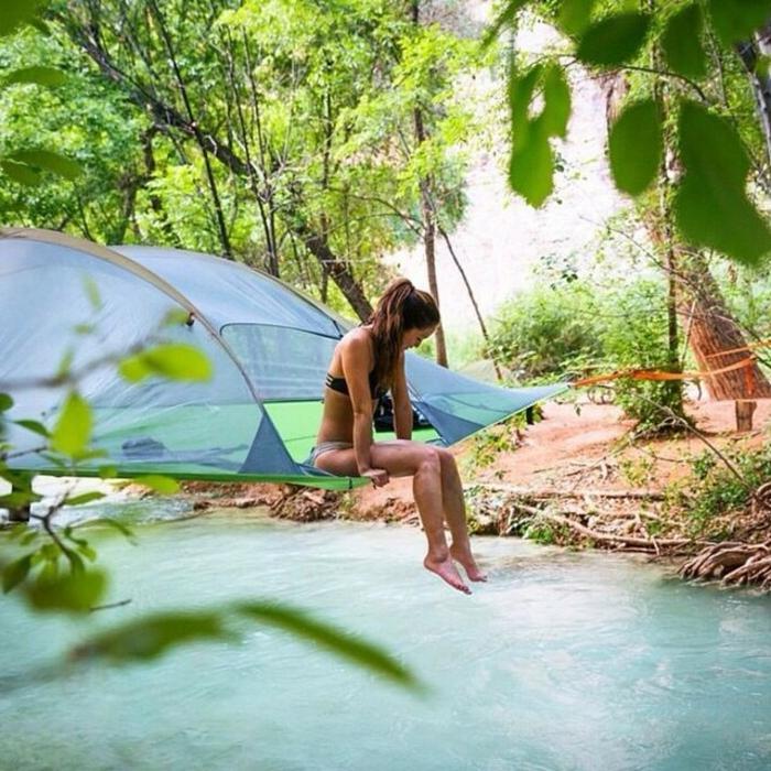 im outdoor zelt schlafen tentsile marke sommerurlaub
