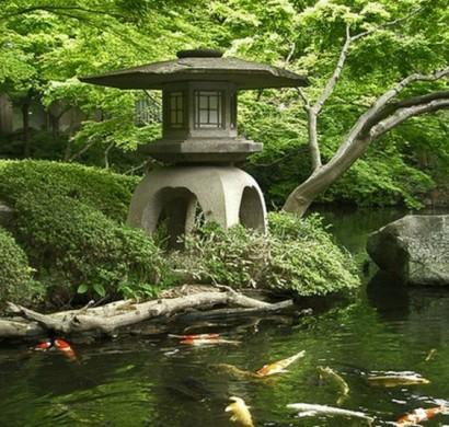 Japanischer garten inspiration f r eine harmonische for Sofa japanischer stil