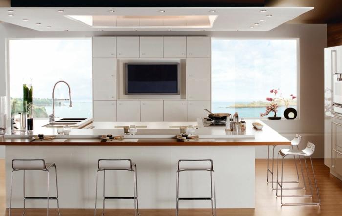 küchendesign funktionale kücheneinrichtung kücheninsel