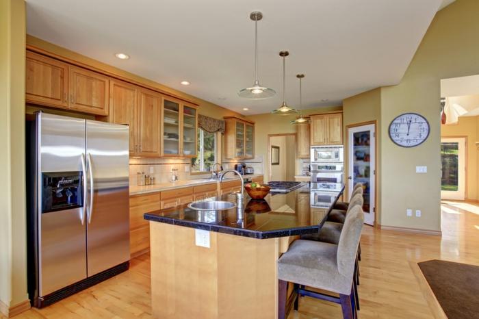 k chentrends 2015 funktionelle k cheneinrichtung mit edlem design. Black Bedroom Furniture Sets. Home Design Ideas