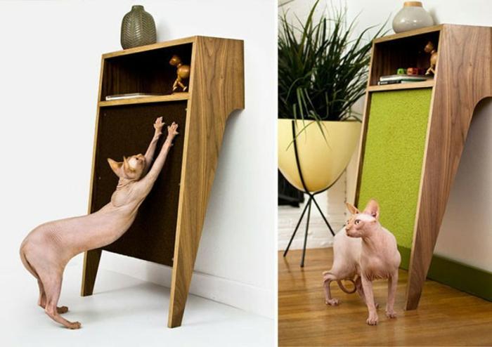 Katzenmobel Selber Bauen ~ Gemütliche katzenhöhle selbst bauen u design dots