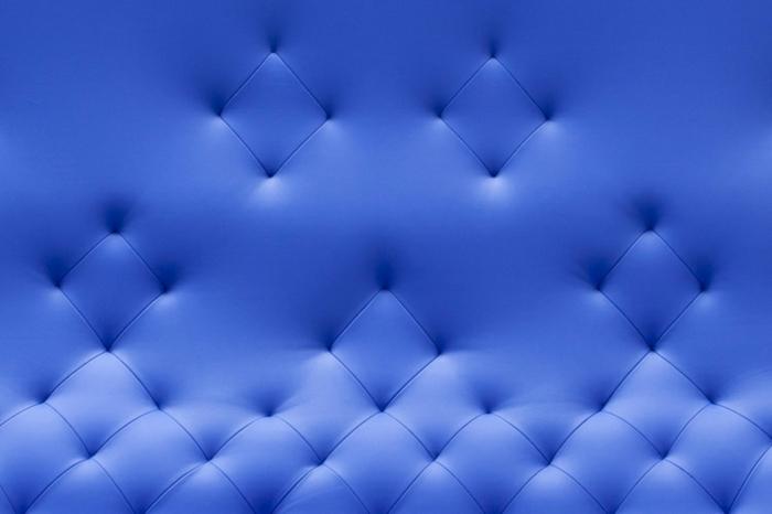 ledermöbel robert stadler monochromes blau