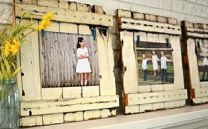 Bilderrahmen Holz Recycling ~ Nachhaltige Gartenmöbel komplett aus Europaletten gebaut