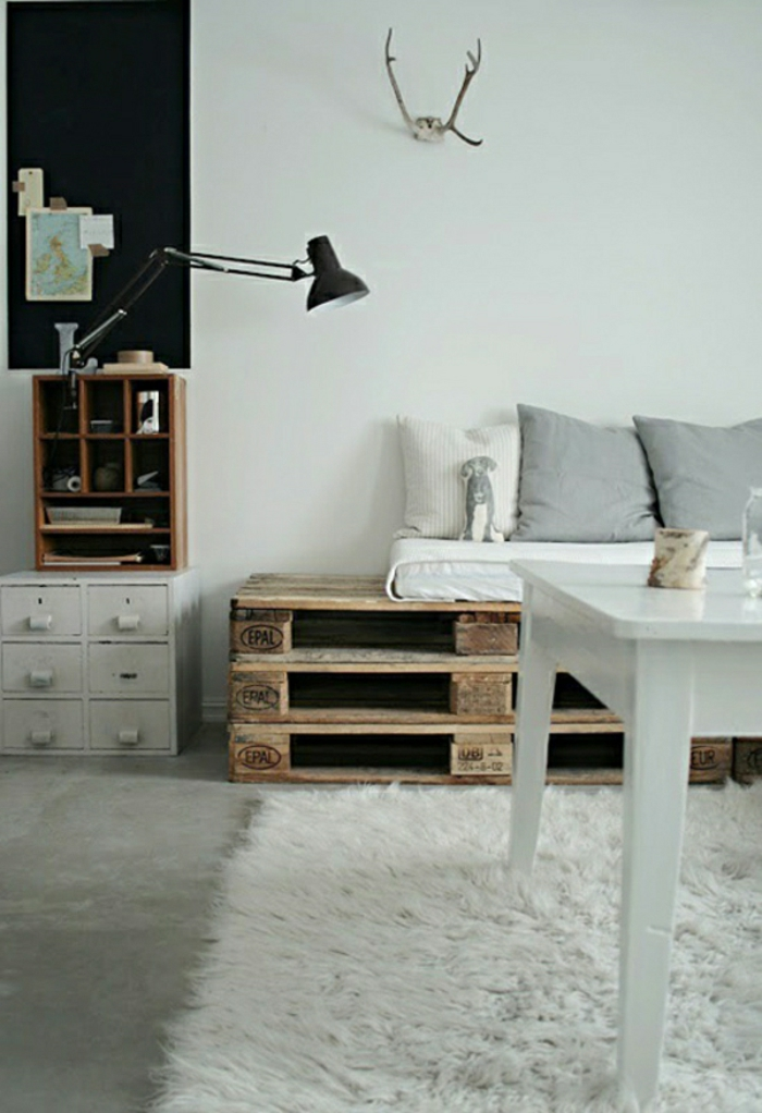 m bel aus paletten. Black Bedroom Furniture Sets. Home Design Ideas