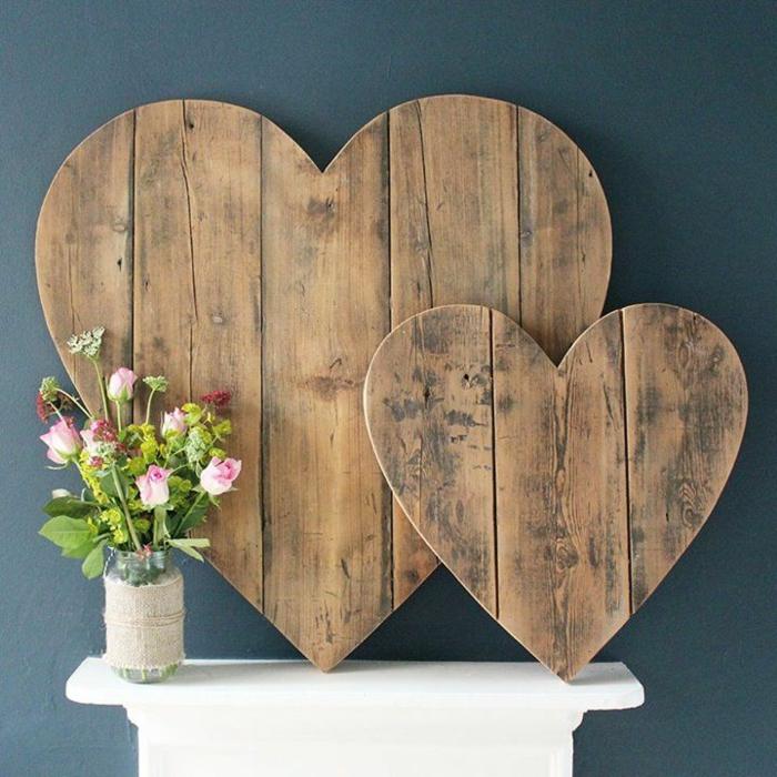M bel aus paletten for Holz dekoartikel