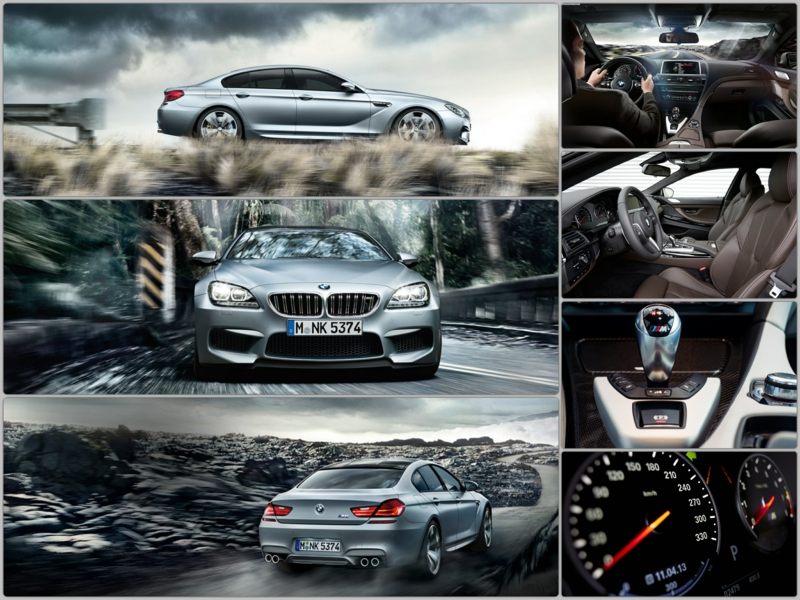 bmw modelle m6 gran coup ist sportlich elegant und stilsicher. Black Bedroom Furniture Sets. Home Design Ideas