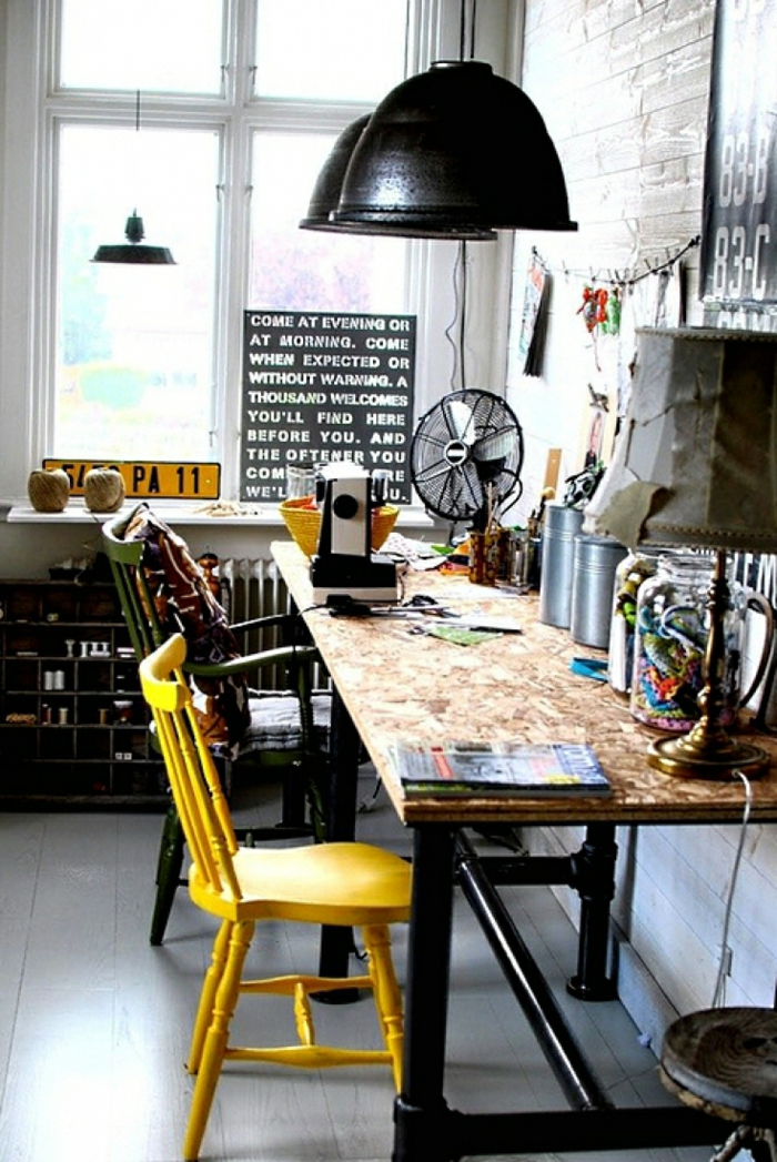 minions pantone farben trendfarben gelb stuhl