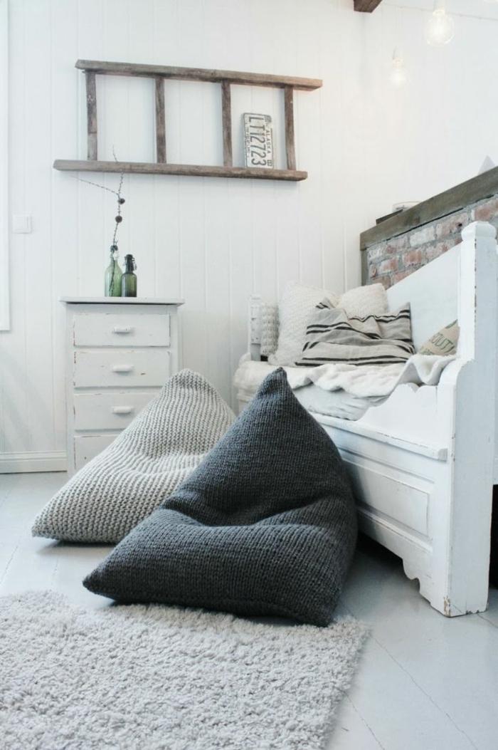 moderne möbel coole sitzpuffs gemütlichkeit funktionalität