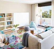 Coole Möbel – Sitzpuffs in den Innen- und Außenbereich integrieren