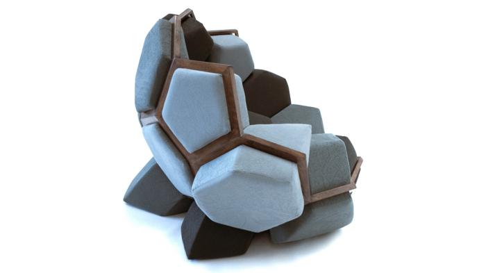moderne stühle ausgefallener sessel schöne wohnideen