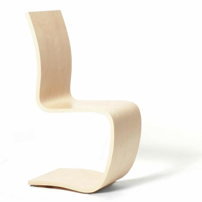 moderne stühle cooles design holz elegant
