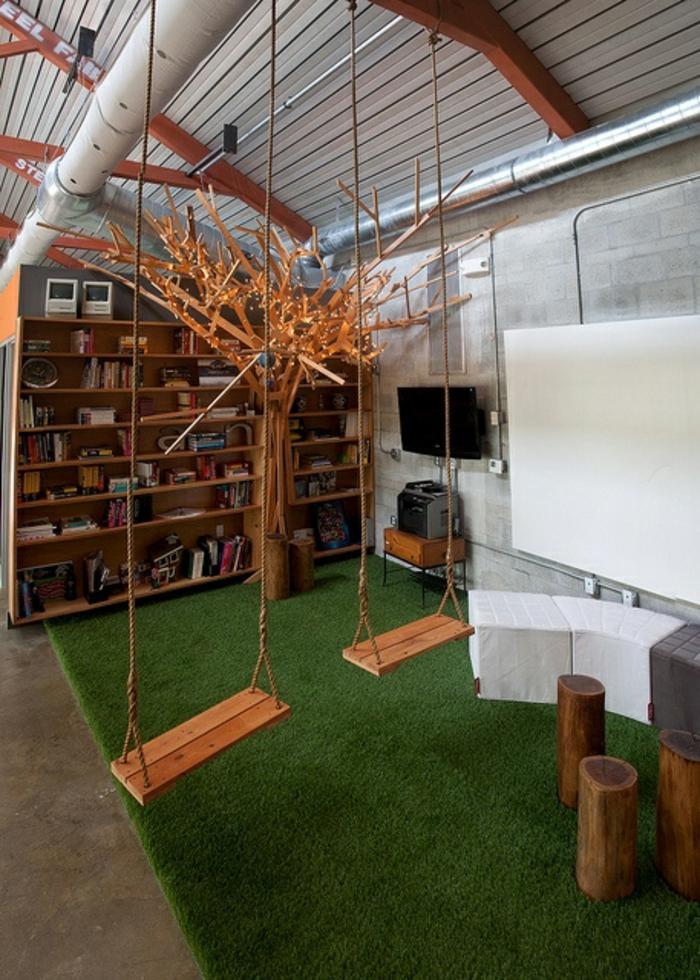 moderne teppiche wohnzimmerteppich kunstrasen