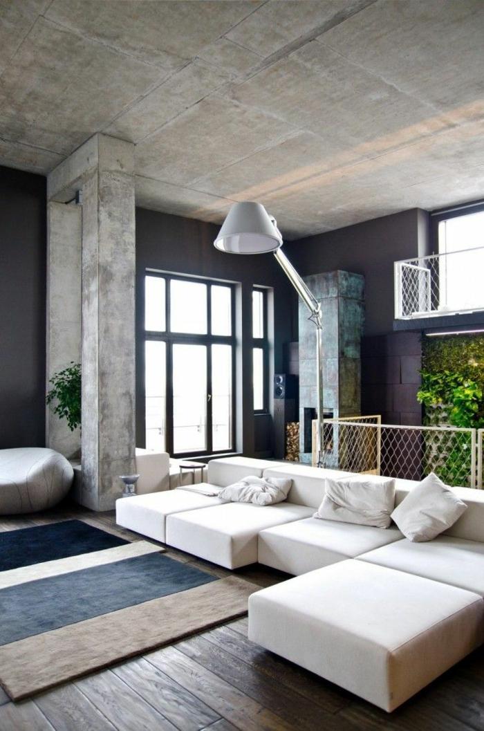 moderne teppiche wohnzimmerteppich und möbel