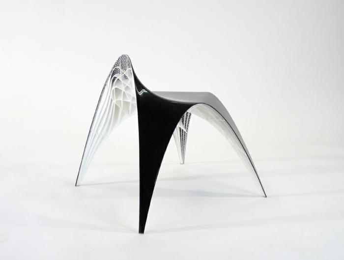 Moderner Stuhl Cooles Design Elegant