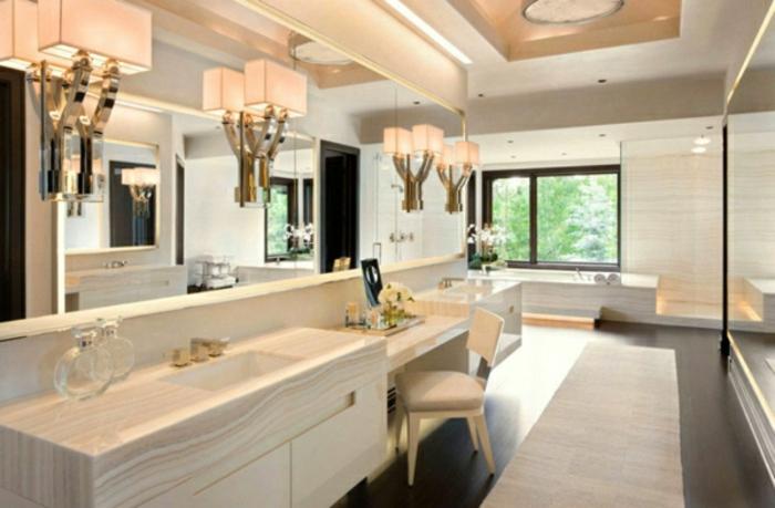 Bodengleiche Dusche Podest : Modernes Bad mit frischer Ausstrahlung ...