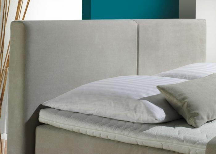 modernes bett boxspringbett bisagno schlafzimmer