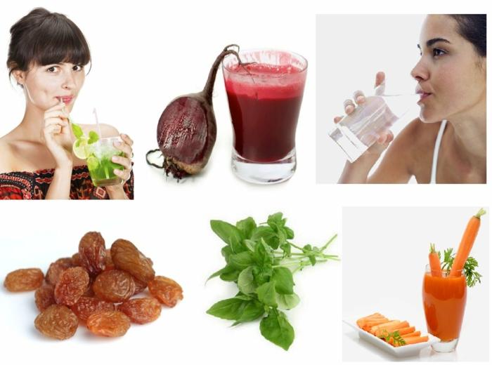 Niedriger Blutdruck: Müdigkeit und Schwindel sind einige..