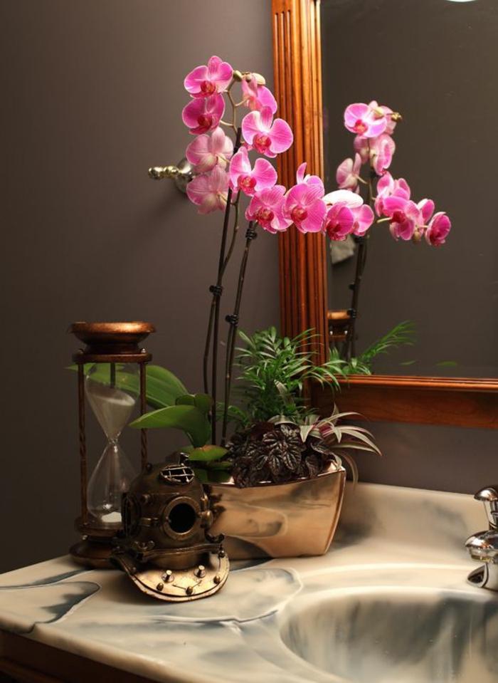 Orchideen Badezimmer Frisches Grün Fürs Badezimmer Trendomat Orchideen  Badezimmer Tipps Zur Orchidee Pflege Wie überdauert Die Orchidee ...