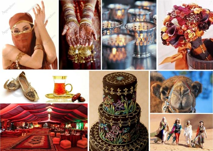 orientalische deko arabische dekoration orient