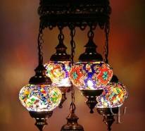 Orientalische Lampen lassen Sie vom Morgenland träumen