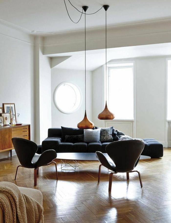 orientalische lampen einrichtungsstil wohnzimmer möbel