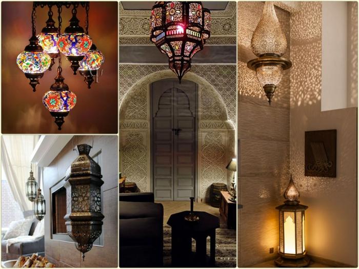 orientalische lampen laternen inspiration aus dem orient marokko