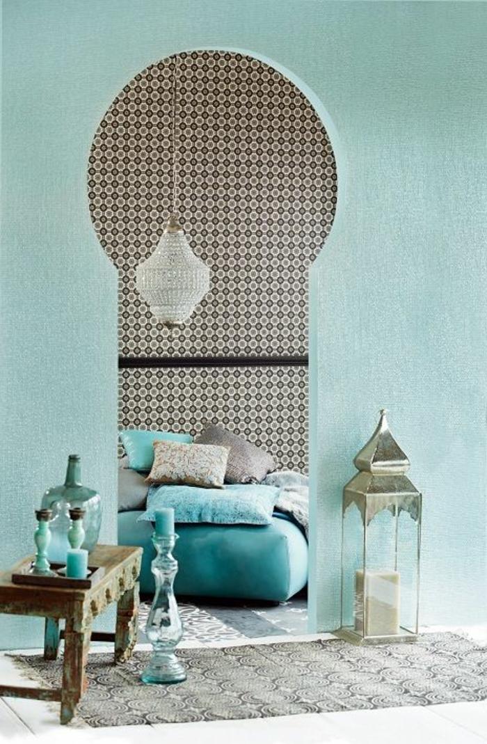 orientalische lampen sorgen f r romantik und gem tlichkeit. Black Bedroom Furniture Sets. Home Design Ideas