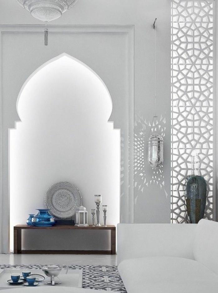 orientalische lampen wandlaternen aus marokko moderne wohnung