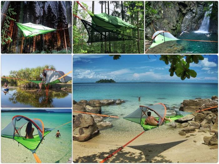 outdoor zelt camping zelte von tentsile marke