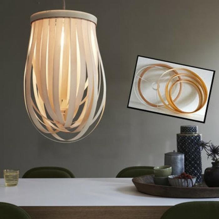 papierlampen verleihen dem ambiente einen sommerlichen beigeschmack. Black Bedroom Furniture Sets. Home Design Ideas