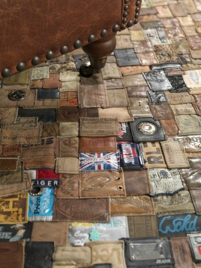 Patchwork Teppich als moderne und kreative Lösung für Ihr