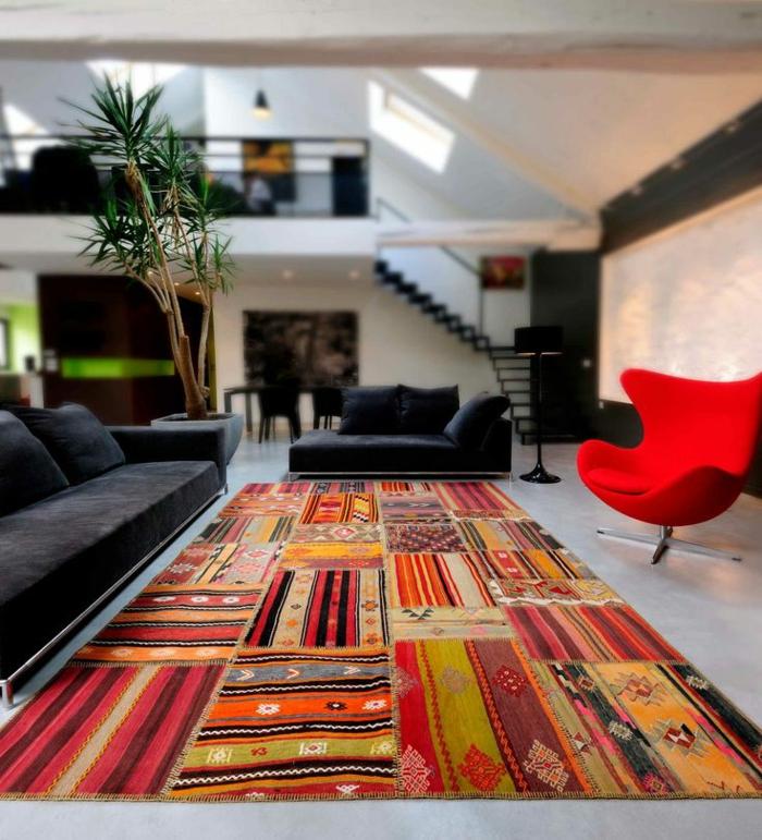 Patchwork Teppich Als Moderne Und Kreative Lösung Für Ihr Zuhause