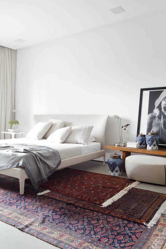 Perserteppiche erbe aus dem antiken orient - Schlafzimmer orient ...